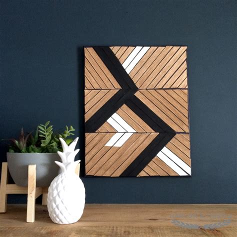 Diy Wood Veneer Artwork Prints