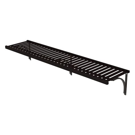 Diy Wood Ventilated Closet Shelf