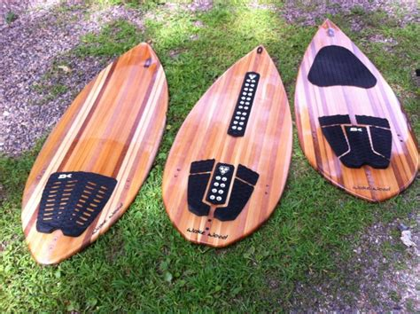 Diy Wood Wakesurf Board