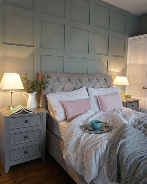 Diy Wood Wall Bedroom Panel