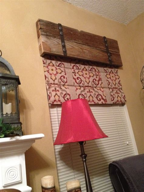 Diy Wood Window Shades Barn