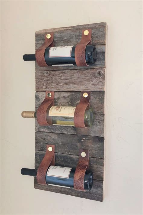 Diy Wood Wine Rack Tables