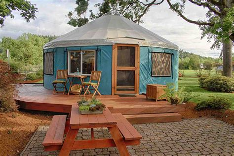 Diy Wood Yurt Cabin