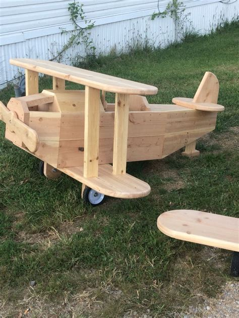 Diy Wooden Airplanes