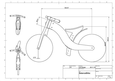 Diy Wooden Balance Bike Plans