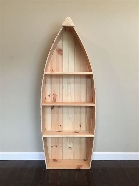 Diy Wooden Boat Shelves