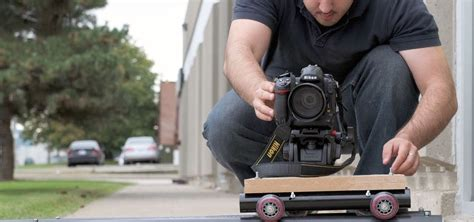 Diy Wooden Camera Dolly
