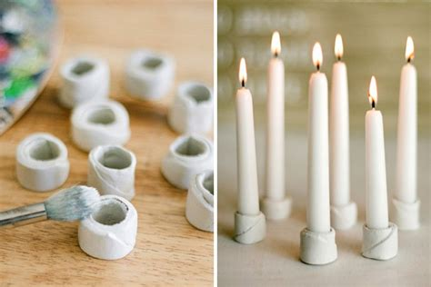Diy Wooden Candle Sticks Using Saucers U Tube