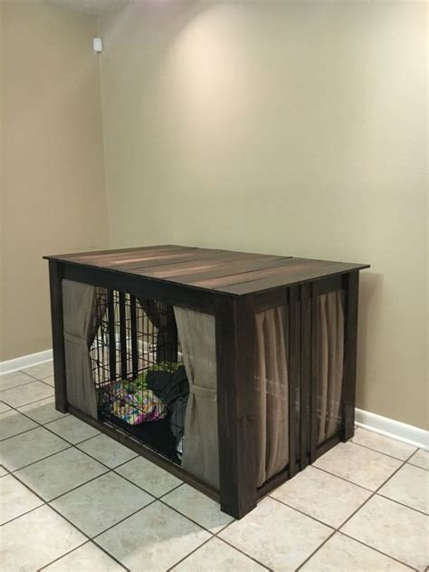 Diy Wooden Crate Cover