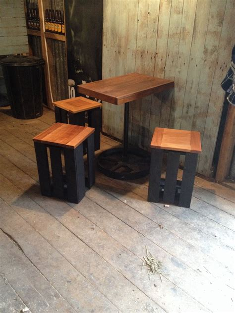 Diy Wooden Crate Into Stool
