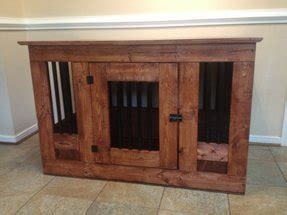 Diy Wooden Dog Kennel With Bars