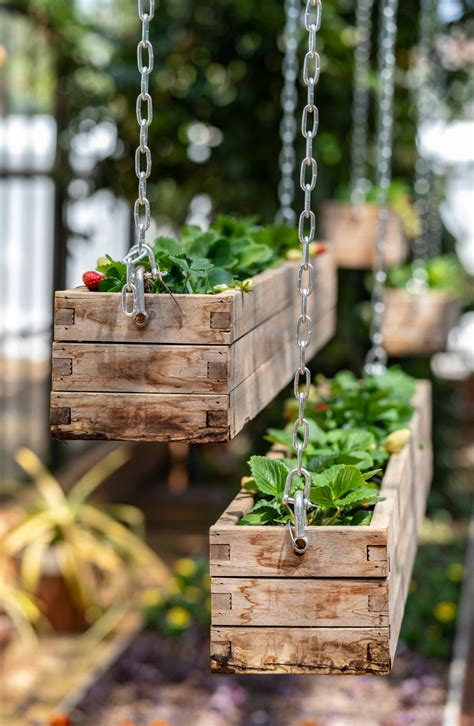 Diy Wooden Flower Boxes For Indoors