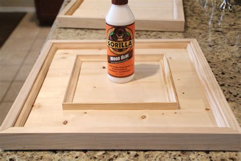 Diy Wooden Frame Wood Glue