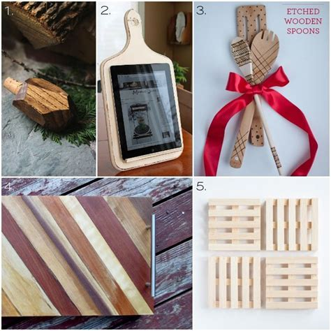 Diy Wooden Gift Ideas For Her
