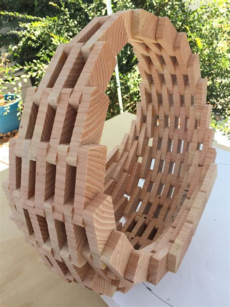 Diy Wooden Hanging Planters