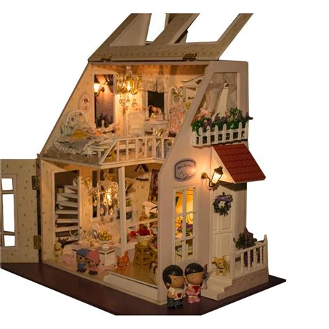 Diy Wooden House Building Kits