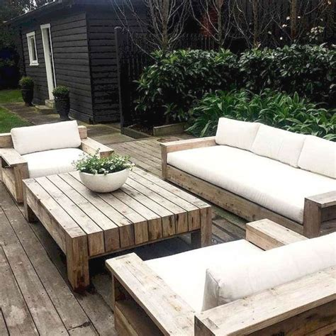 Diy Wooden Patio Chair