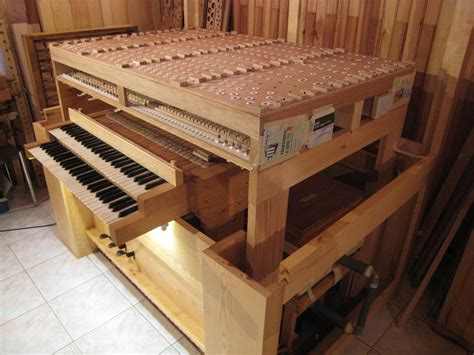 Diy Wooden Pipe Organ