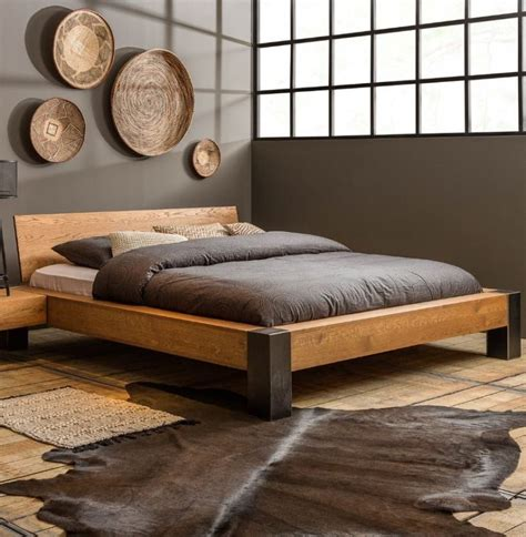 Diy Wooden Platform Bed Designs