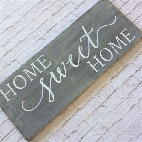 Diy Wooden Signs For Home