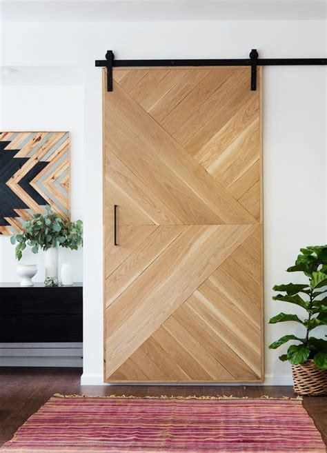 Diy Wooden Sliding Door Designs