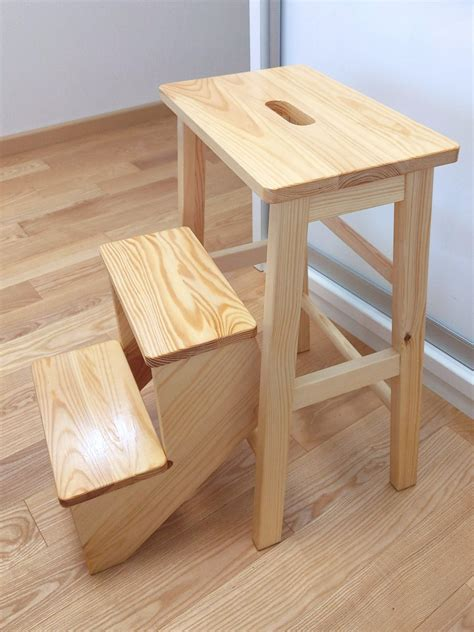 Diy Wooden Step Stools For Adults