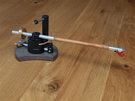 Diy Wooden Tonearm