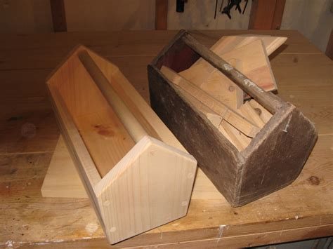Diy Wooden Tool Boxes