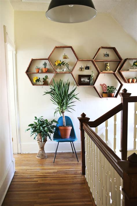 Diy Wooden Wall Bookshelf