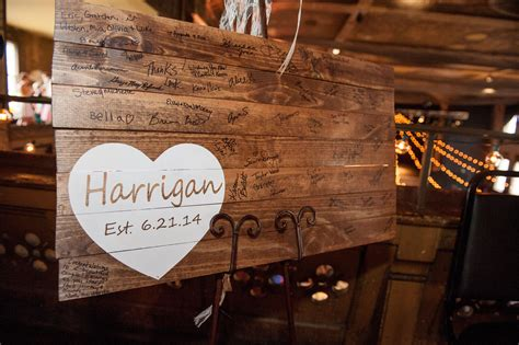 Diy Wooden Wedding Guest Sign