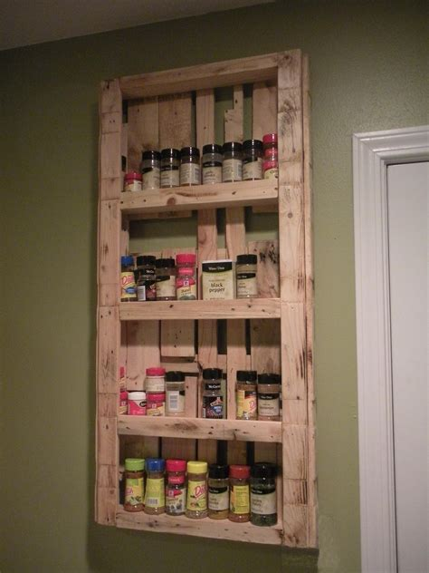 Diy Woodworking Projects Spice Rack