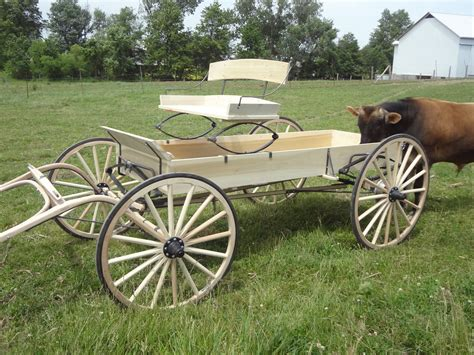 Diy Work Horse Drawn Wagon