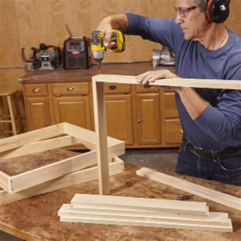 Diy Work Table With Saw Places To Go