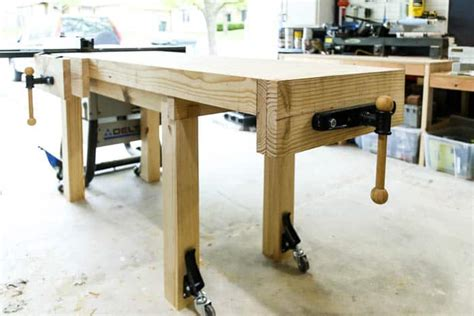 Diy Workbench Accessories