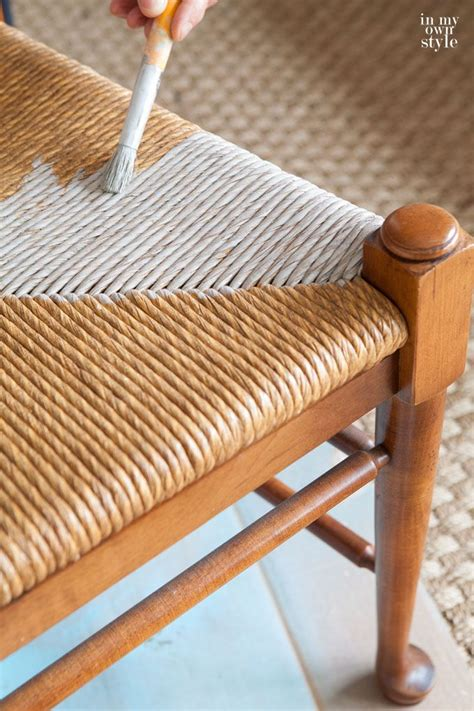 Diy Woven Chair Seat