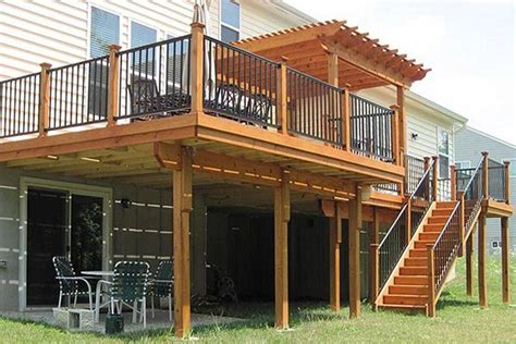 Diy Wrap Around Deck