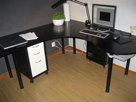 Diy Wrap Around Desk Furniture