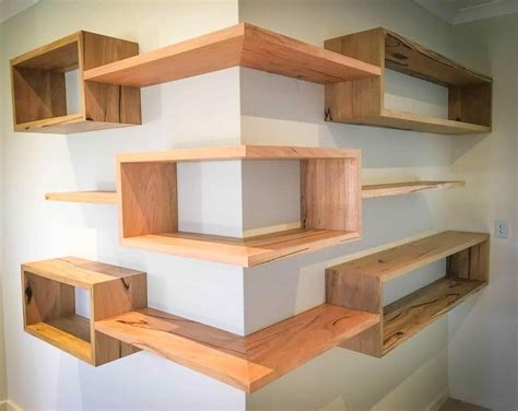Diy Wraparound Shelves