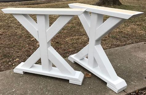 Diy X Frame Table Legs