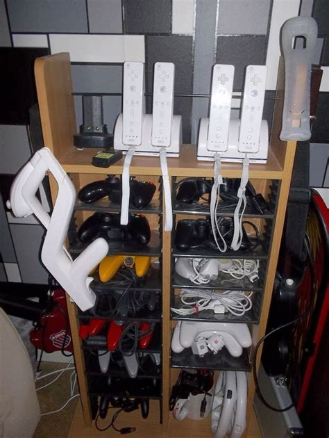 Diy Xbox Controller Storage Rack