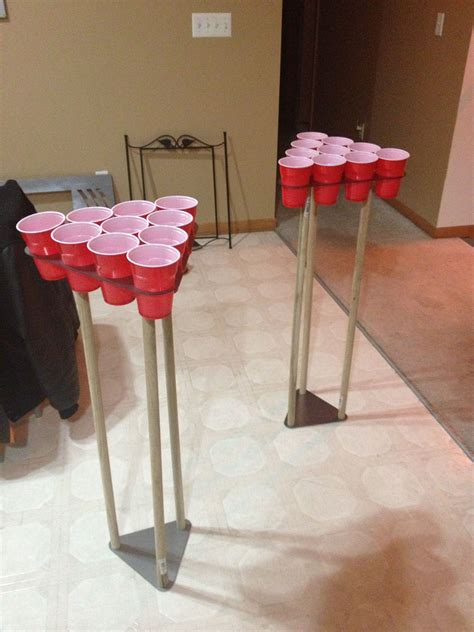 Diy Yard Beer Pong