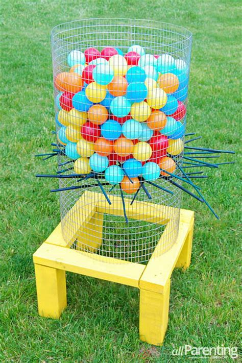 Diy Yard Games Free