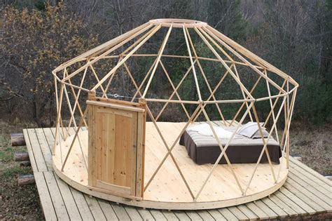 Diy Yurt Construction