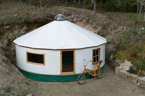 Diy Yurt Images
