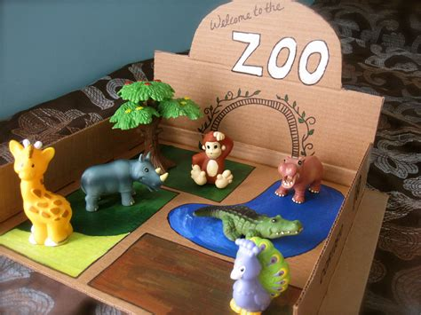 Diy Zoo Decorations
