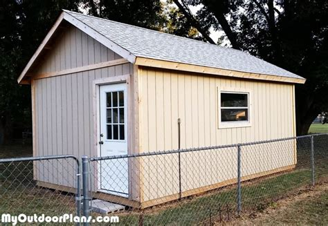 Diy-12x20-Shed-Cost