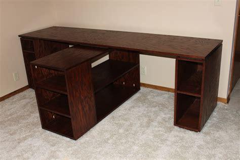 Diy-2-Person-Office-Desk