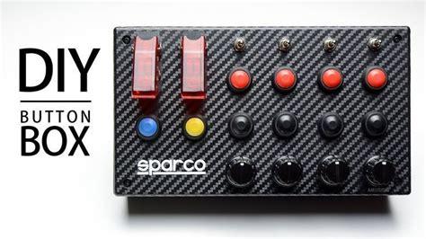 Diy-32-Button-Box