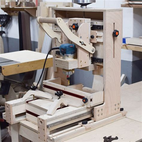 Diy-3d-Router-Table