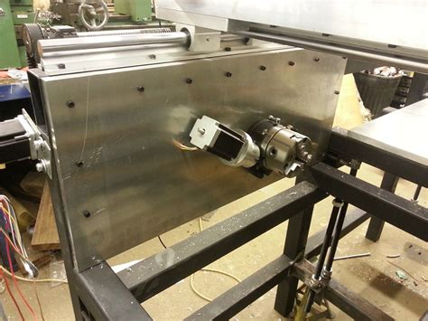 Diy-4th-Axis-Rotary-Table